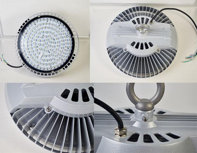 AC90-305v 150 Wattage Led Canopy Lighting 130-140lm / W Samsung Leds