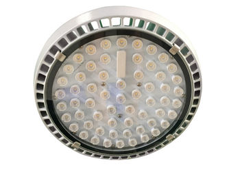 Chiny 22600lm Meanwell HLG Series Driver Led Canopy Lights Tempered Glass Reflector fabryka