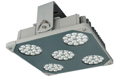 Chiny 5500K Pure White IP66 100W Philips LED Canopy Light 3000K - 6500K dystrybutor